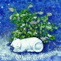 絵画販売・アートの中の銀世界「雪景色特集 」