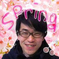 友達が春バージョンをまた作ってくれた!!