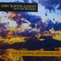ちょっと驚き LIVE IN OLYMOIA 1976  GARY BURTON QUINTET WITH PAT METHENY