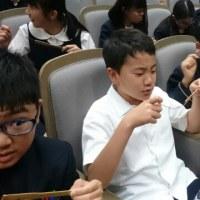 6年修学旅行 1日目 二風谷アイヌ記念館