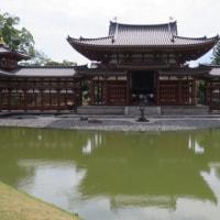 三室戸寺と平等院