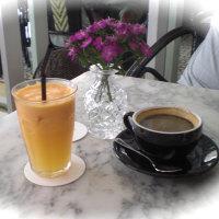 飲み物@PS Cafe