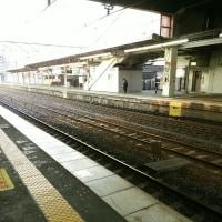 電車で通勤