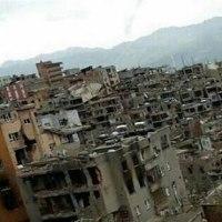 クルディスタン北部☆シルナク県−Cudi山地でトルコ侵略軍が軍事作戦を開始