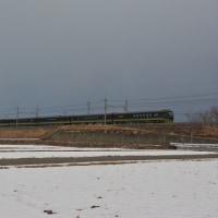 1月14日15日撮影 「北アルプス雪見列車」より