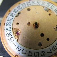 オメガ シーマスター自動巻き時計を修理です