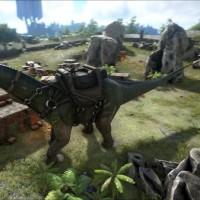 恐竜の島でサバイバル!