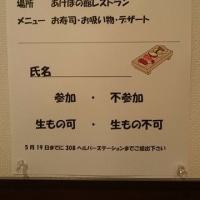 お寿司ランチのご案内!!