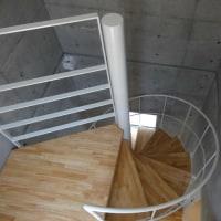 松山青色申告会 青年部 中尾さんの新築見学に行ってきました