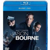 「ジェイソン・ボーン」  Amazon Video  マット・デイモン