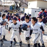 4年チーム2/20・2/21練習試合 春季大会抽選会