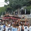 横須賀市野比 白髭神社の例大祭へ