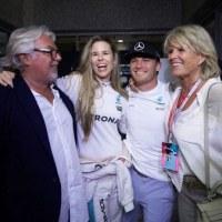 F1 新チャンピオン ニコ・ロズベルグ引退を表明!
