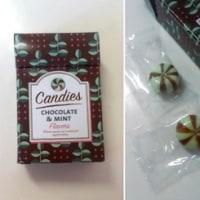 チョコミントキャンディ