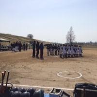 3月25日練習試合VS清水タイガース