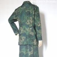 オーダーご注文品の紬からのスーツです♪