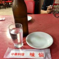 相方と♪味仙で夕ご飯♪( ´▽`)