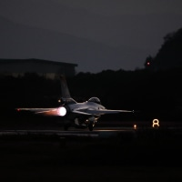 F-2 アフターバーナー