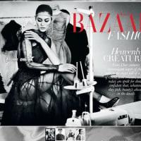 素敵~💛 「韓国の俳優としてビッグネームのクォン・サンウ...」~Harper's Bazaar Singapore 2014の サンウ(´-`*)