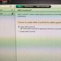 Mac Pro 2013 の Boot Camp に Windows10 を入れて FF ベンチを動かしてみた (追記)