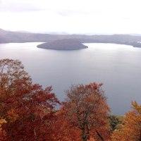 マイカー規制の日の十和田湖