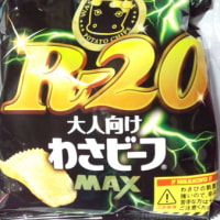 R-20   (-_-;)