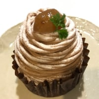 Patisserie Mii パティスリー ミィーのアンズのレアチーズケーキ
