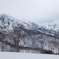 蓮華温泉山スキー(日帰り)