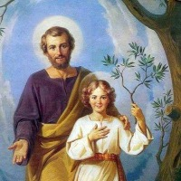 キリストの御養父 聖ヨゼフ St. Joseph, sponsus B. Mariae V.