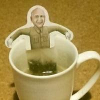台湾のおみやげをいただきました、蒋介石紅茶