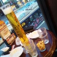 ハブでビール中