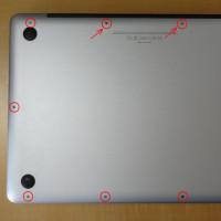 MacBook Pro Late2011 のDVDドライブ換装