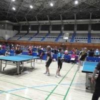 ラージボール卓球大会(赤城39回)