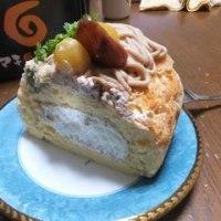 栗づくしのロールケーキ マキマキ屋④ 遠賀店(遠賀郡遠賀町)