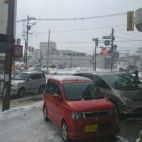 札幌は晴れで御座る。