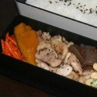10月18日  スパイシー焼き鶏弁当