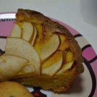 リンゴのタルト作ったぶー!
