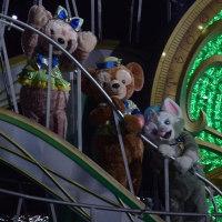 2893  (・´`(◆)   ダッフィーに新しいお友だち! うさぎのステラ・ルー