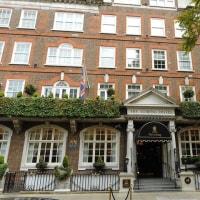 ロンドンヴィクトリア駅周辺で見かけた素敵なホテル・・・