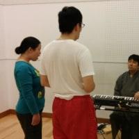 稽古場日誌 26号 戸川式歌唱発声練習おさらいと独自色あふれるコールユーブンゲン