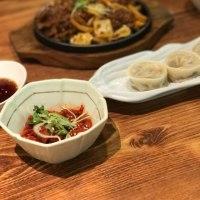 多摩センターにて韓国料理