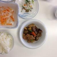 今日は料理教室に行きました