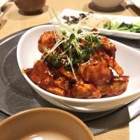 韓国家庭料理 マンナ@学芸大学 「ケジャン」