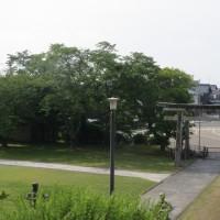 本屋親父のつぶやき 6月19日 飯田城跡を体感するを新聞記事で