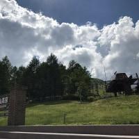 車山高原で豪華ランチ