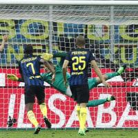 2016-17 SERIE A 第30節 Inter 1-2 SAMPDORIA 敵地サン・シーロで華麗なる逆転勝ち!