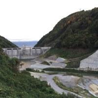浅川ダム試験湛水13日目