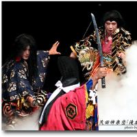 茂田神楽団「滝夜叉姫」②