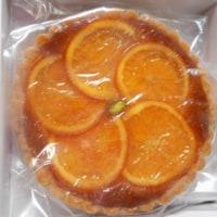 リーガロイヤル オレンジタルト~ホテルのパティシェの美味しいお土産♪