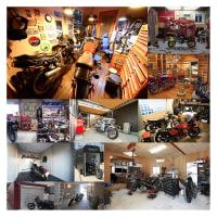 オートバイ専用のガレージに思いを馳せる。(番外編vol.1086)